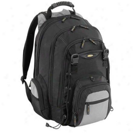 "Targus 17"" Citygear Laptop Backlack - Black Tcg216us"