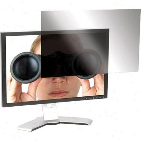 "Targus 23"" Widescreen Lcd Monitor Privacy Screen Asf23w9usz"
