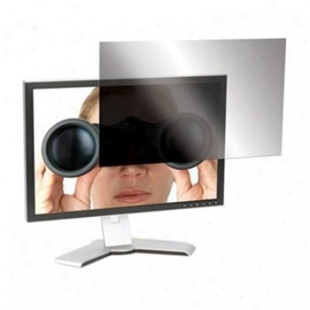 """Targus 30"""" Widescreen Lcd Monitor Privacy Filter Asf30wusz"""