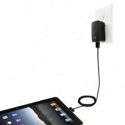 Targus Charger For Ipad Apa14us - Black