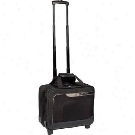 "Targux Checkpoint-friendly 16"" Mobile Elite Roller Black & Gday Tbr006us"