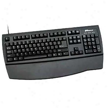 Targus Corporate Standard Keyboard - Black Pakb010u