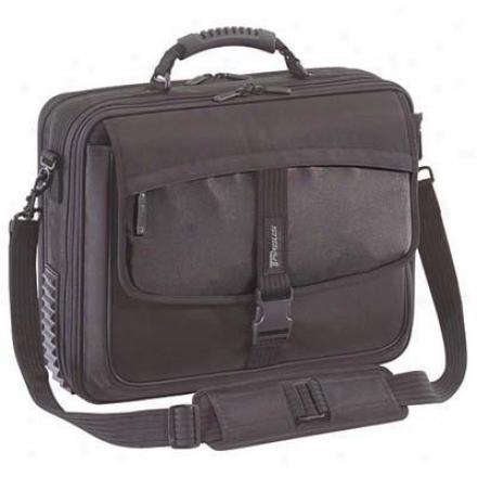 "Targus Deluxe 17"" Notebook Case Black Ckt500"