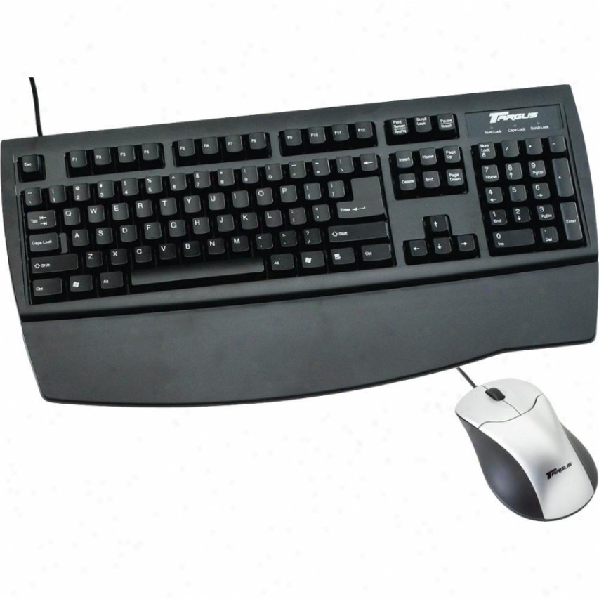 Targus Hid Keyboard/mouse Bundle Bus0067