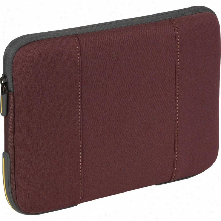 "Targus Impax Sleeve For 13"" Macbook Pro - Red - Tss2870u2s"