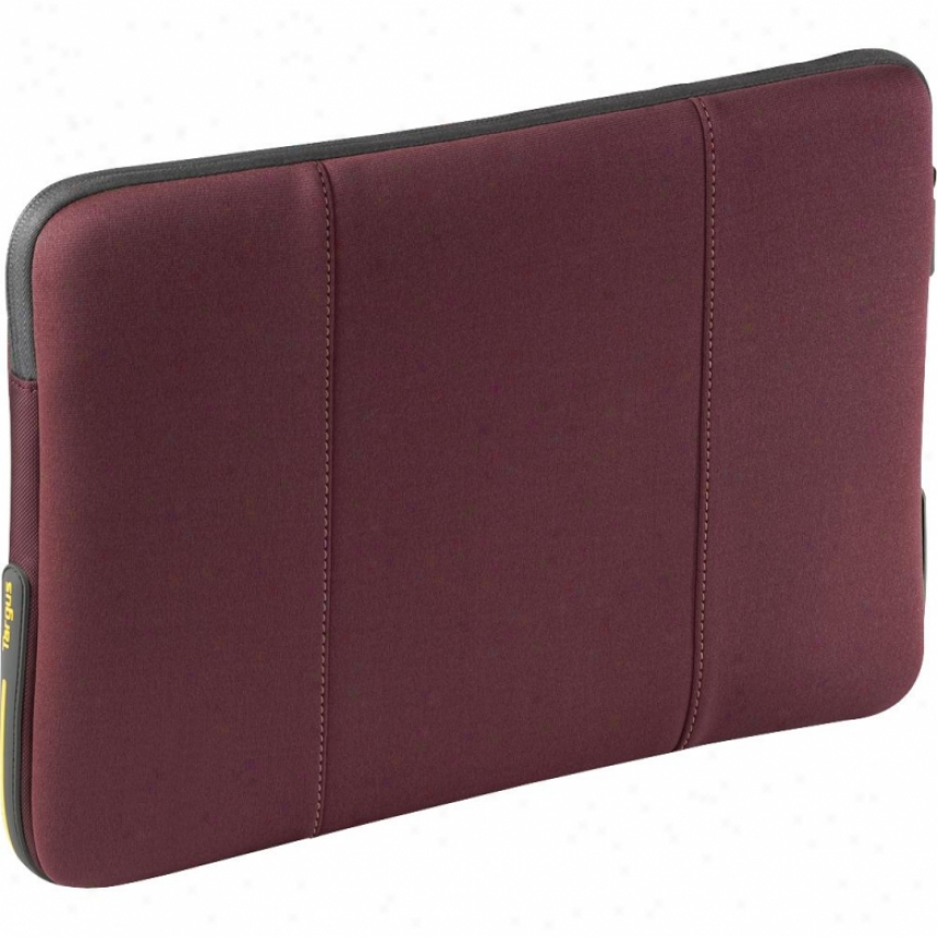 "Targus Impax Sleeve For 15"" Macbook Pro - Red - Tss28802us"