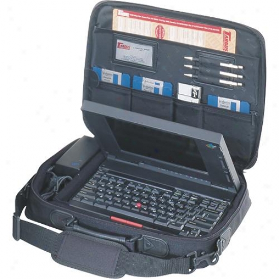 Targus Notepac 15.4-inch Carrying Case For A Notebook Computer Cn01/ocn1