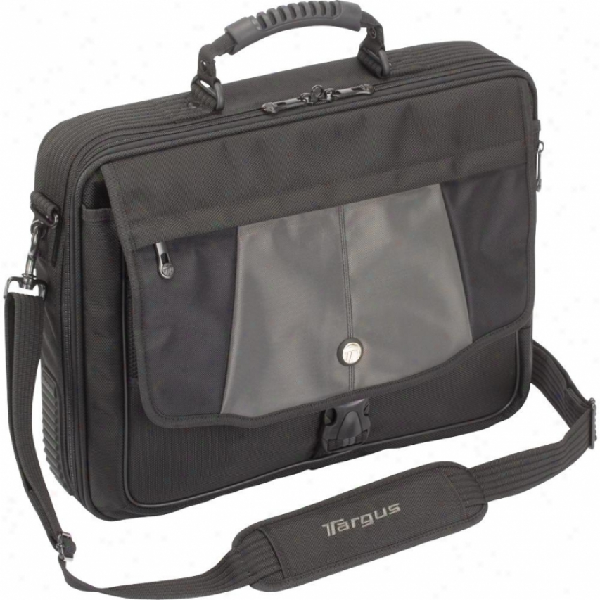 "Targus Platinum Blacktop 17"" Standard Notebook Case"