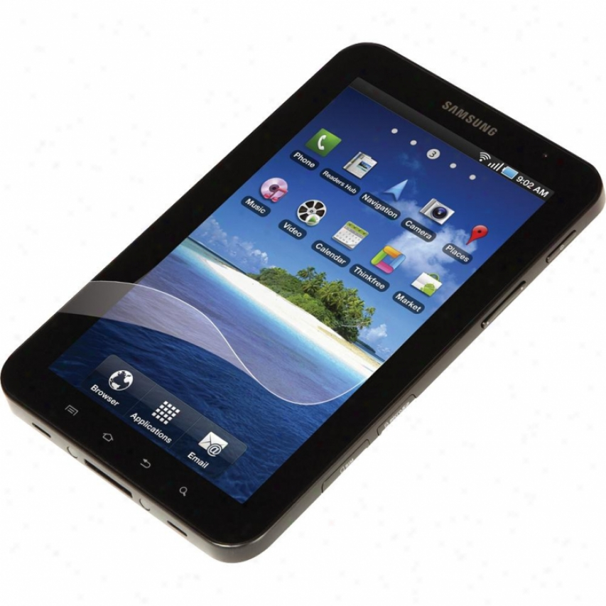 Targus Screen Protector W/ Bubble-free Adhesive For Samsung Galaxy Tab 7