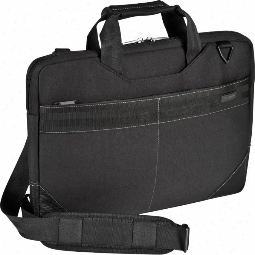 "Targus Sport Laptop 16"" Sleeve - Black - Tss252us"
