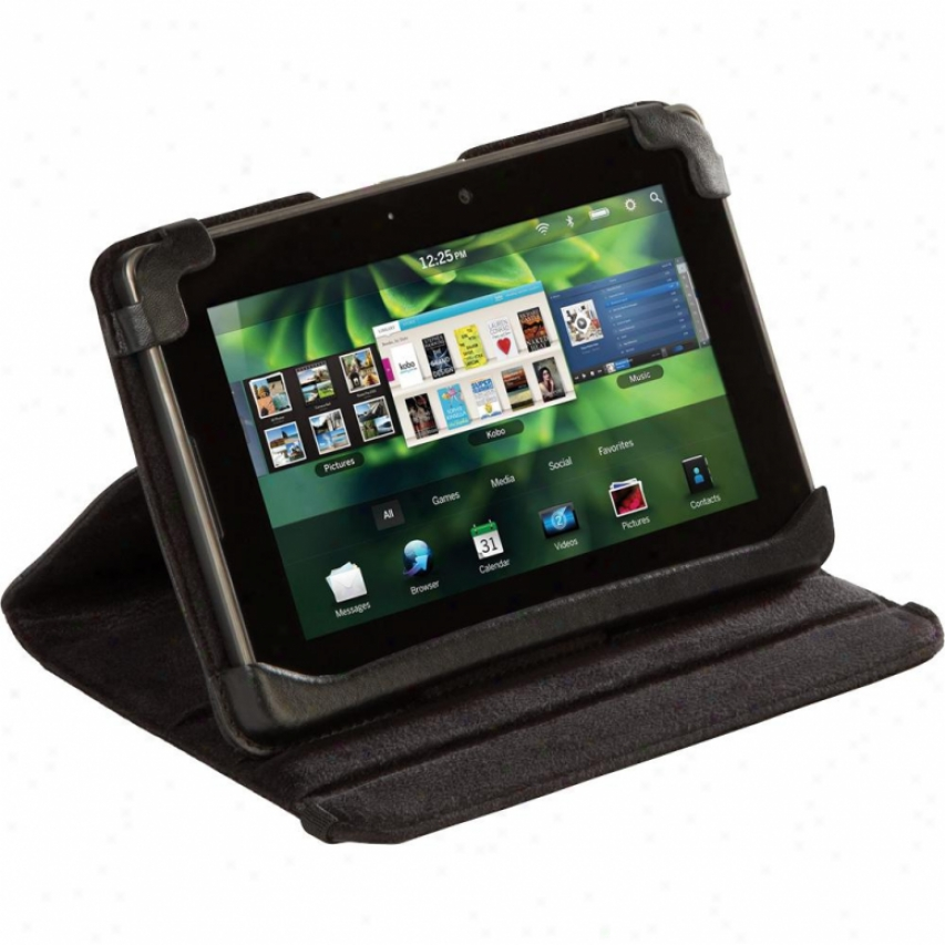 Targus Trjss Case/stand Blackberry Playbook Black/black