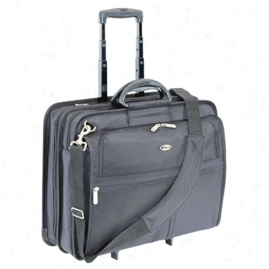 Tarrgus Txl717 17-inch Xl Rolling Notebook Case