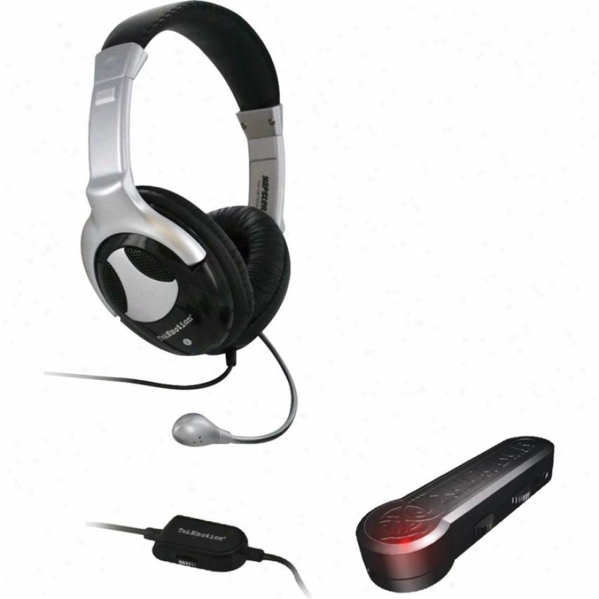Teknmotion Yapster Universal Gaming Headset (black)