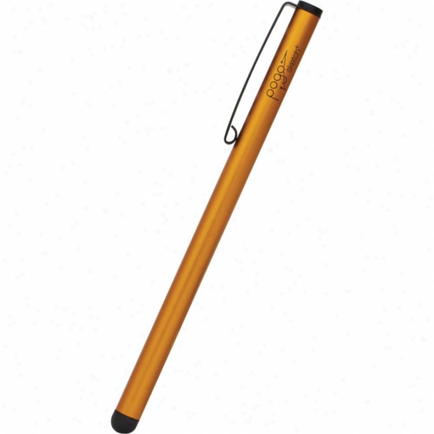 Ten One Design Pogo Sketch Plus - Burnt Orange
