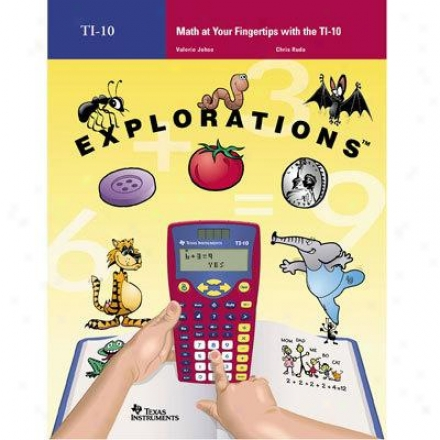 Texas Instruments Math At Your Fingertips Ti10