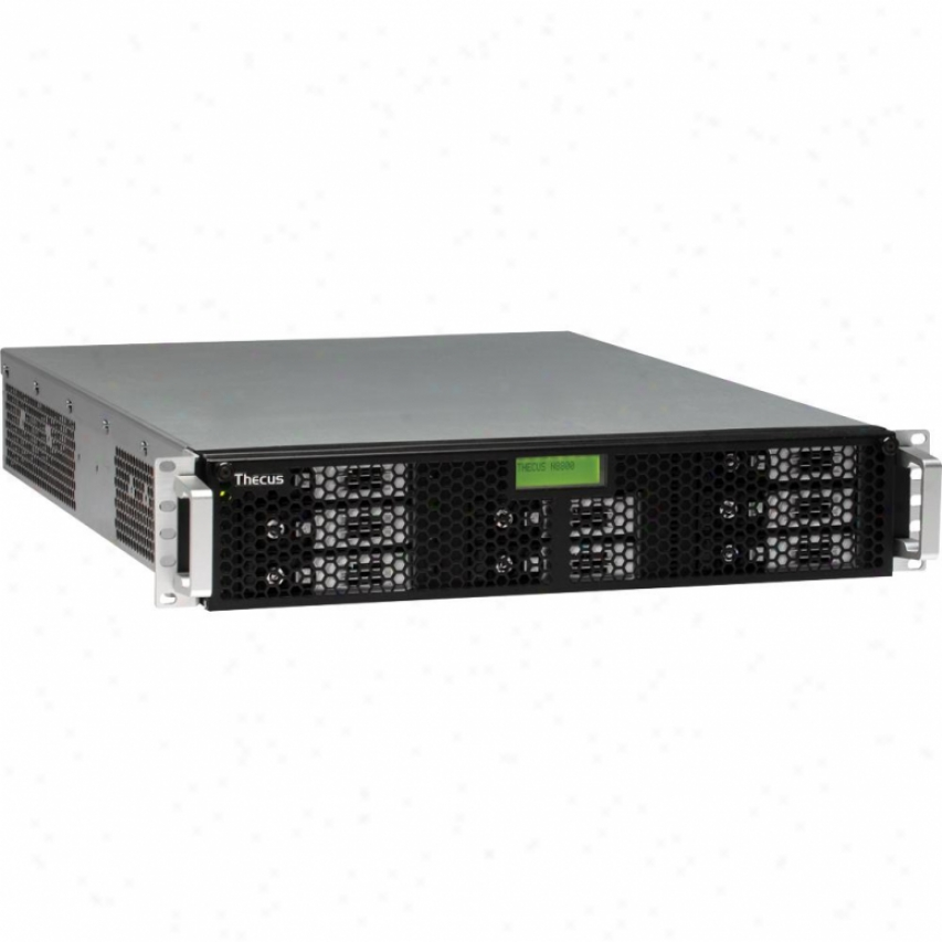 Thecus 2u Rackmount, 8 Hdd Support
