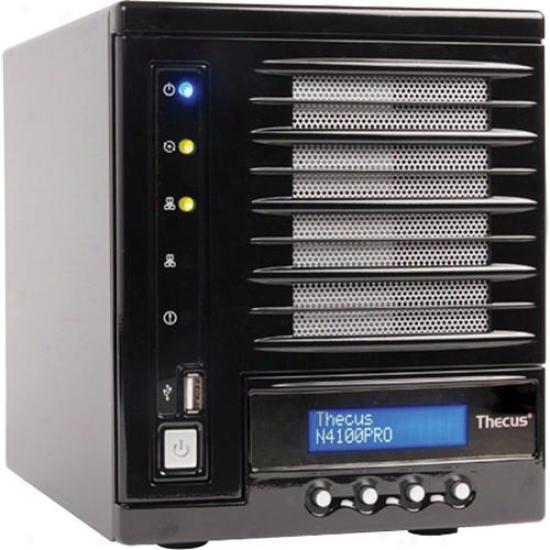 Thecus N4100pro 4 Bay Nas Server