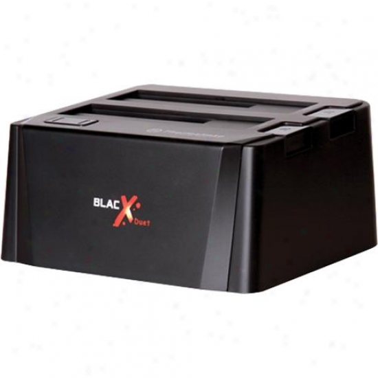 Thermaltake Blacx Duet Usb 2.0/esata Dual Hard Drives Docking Station