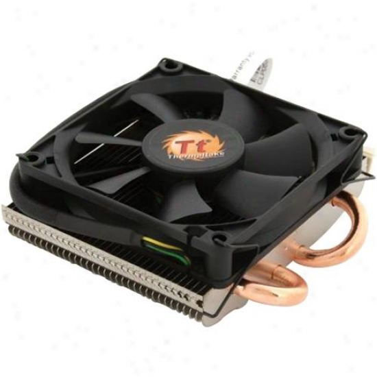 Thermaltake Slim X3 Dishonorable Profile 36mm Cpu Cooler - Clp0534