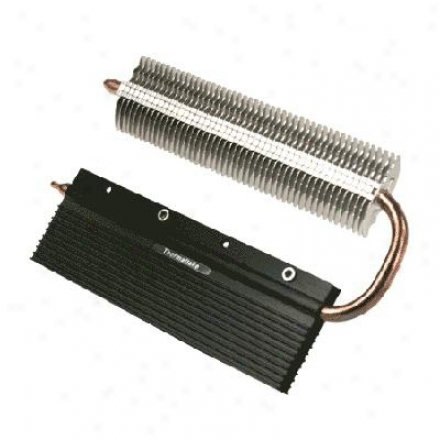 Thermaltake Spirit Rs Aluminum Heatsinks Merely - Cl-r0026