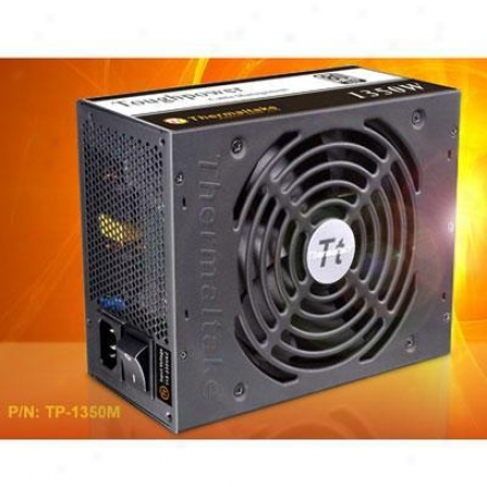 Thermaltake Toughpower 1350watt Power Supply 80 Plus Silver Tp1350m