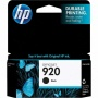 Hp Cd971an 920 Blafk Officejet Ink Carttridge