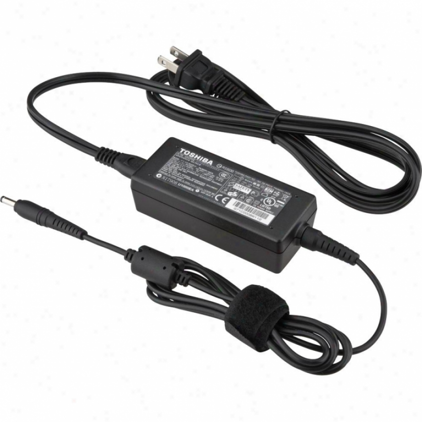 Toshiba 30w Global Ac Adapter For Toshiba Thrive Tablet - Pa3922u-1ara