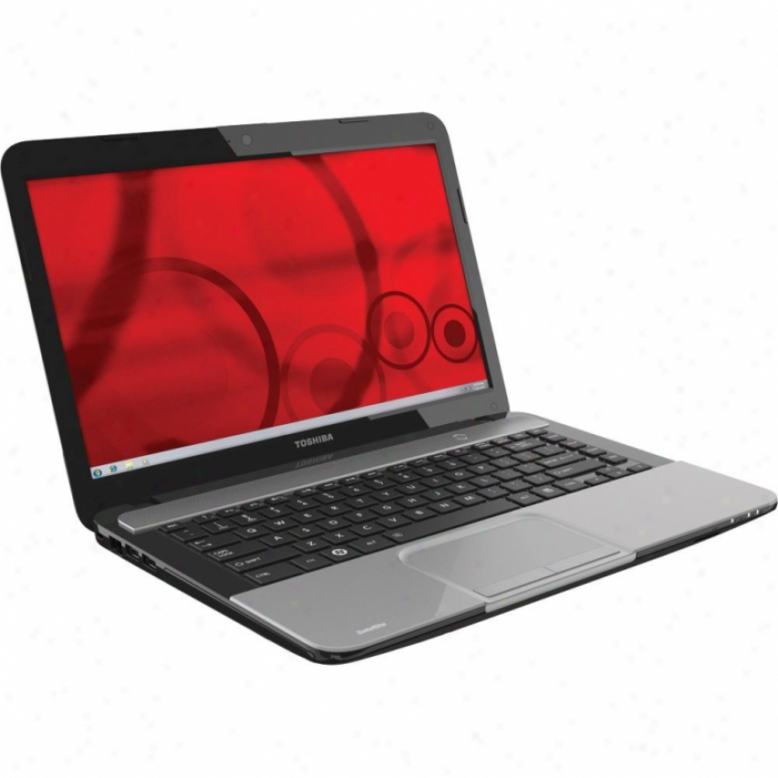 "Toshiba Satellte L845-s4240 14"" Notebook Pc - Mercury Silver"