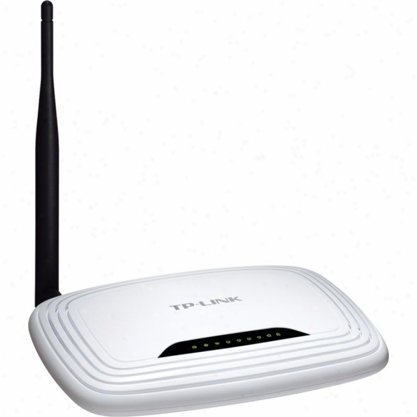 Tp-link 150mbps Wireless Lite N Routeer - Tl-wr740n