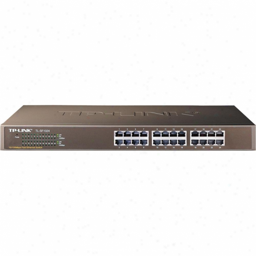 Tp-link 24 Port Fe Rack Mount Switch