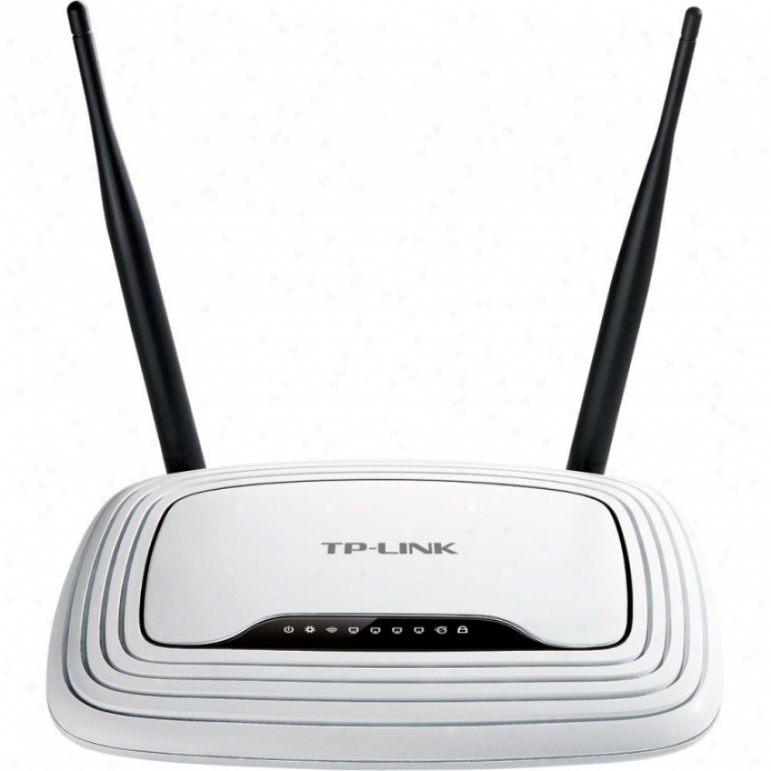 Tp-link 300mbps Wireless N Router - Tl-wr841n