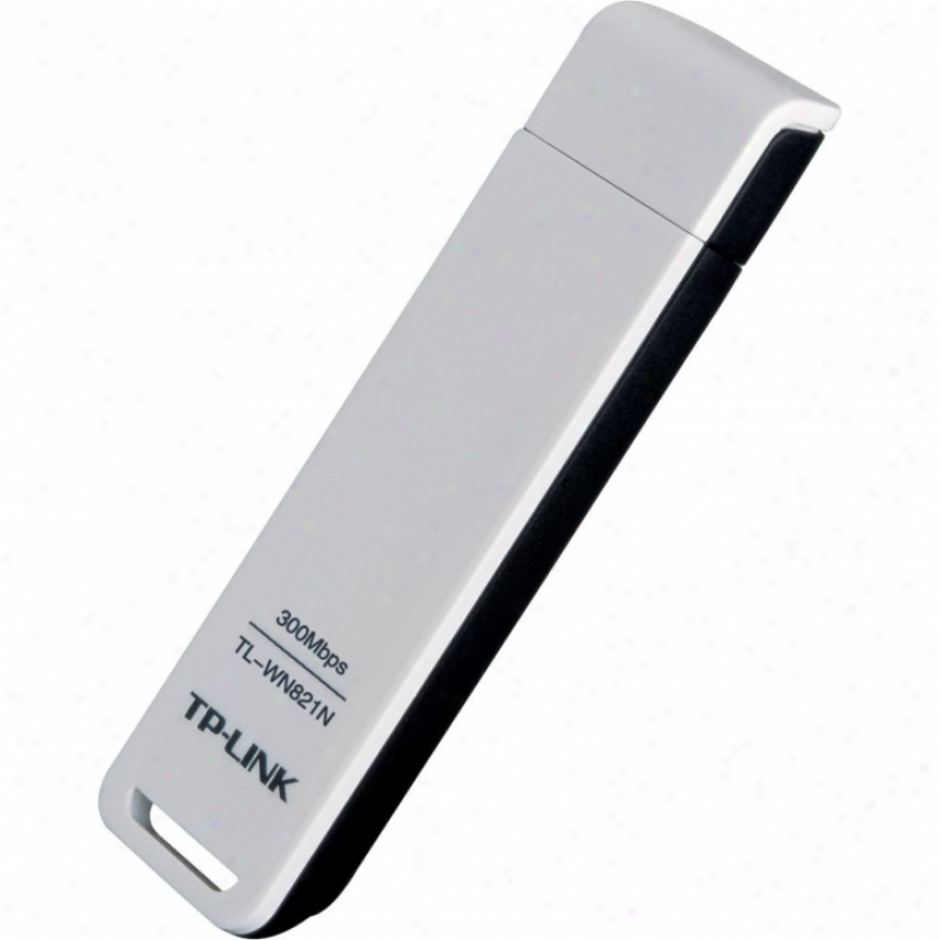 Tp-link 300mbps Wireless N Usb Adapter - Tl-wn821n