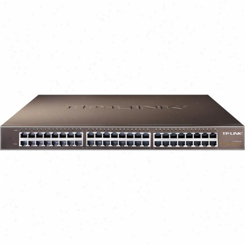 Tp-link 48 Port Gigabit Switch Metal