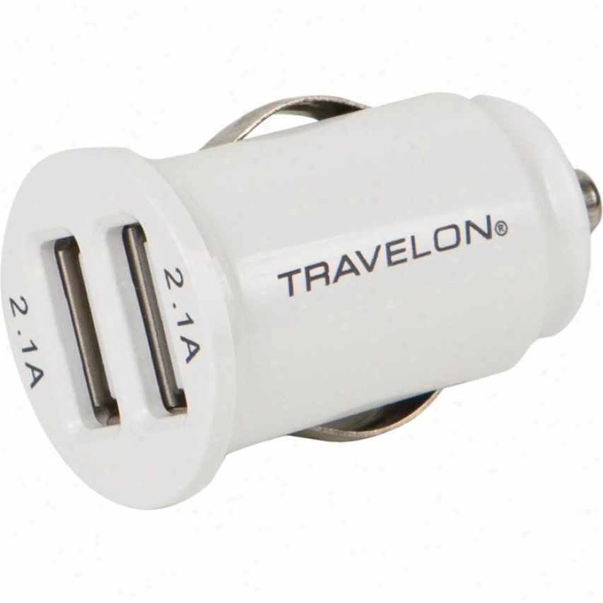 Travelon Car Usb 12v Dish 12655