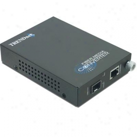 Trendnet 1000base-t To Sfp Converter