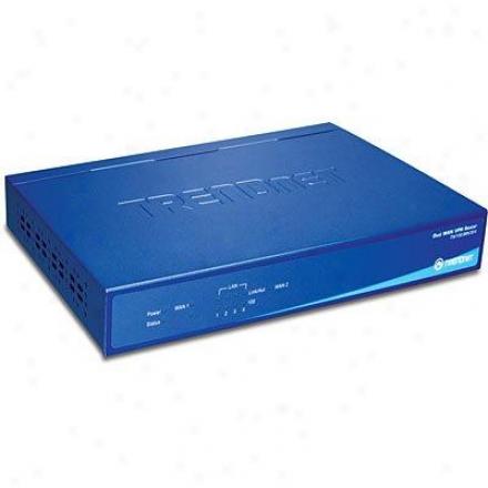 Trendnet 10/100mbps Dual Wan Adv. Vpn R