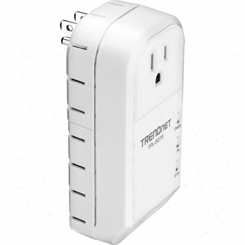 Trendnet 200mbps Powerline Av Adapter