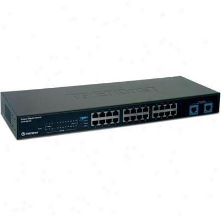 Trendnet 26-port Copper Gigabit Switch