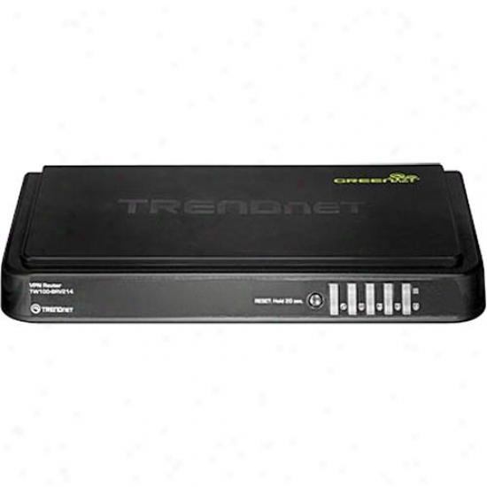 Trendnet 4-port Vpn Router