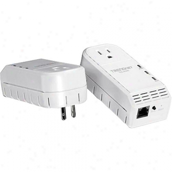 Trendnet 500mbps Powerline Av Adptr Kit