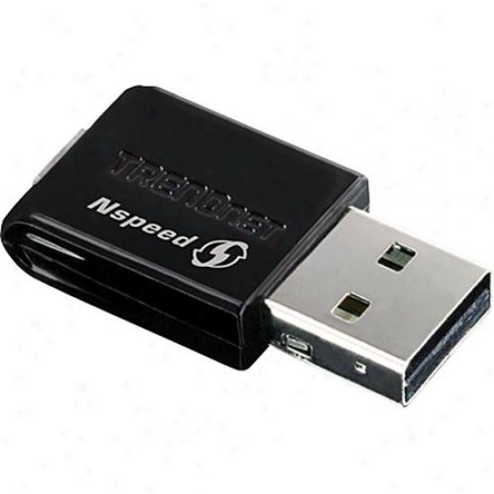 Trendnet Tew-649ub Mini Wireless N Speed Usb Adapter