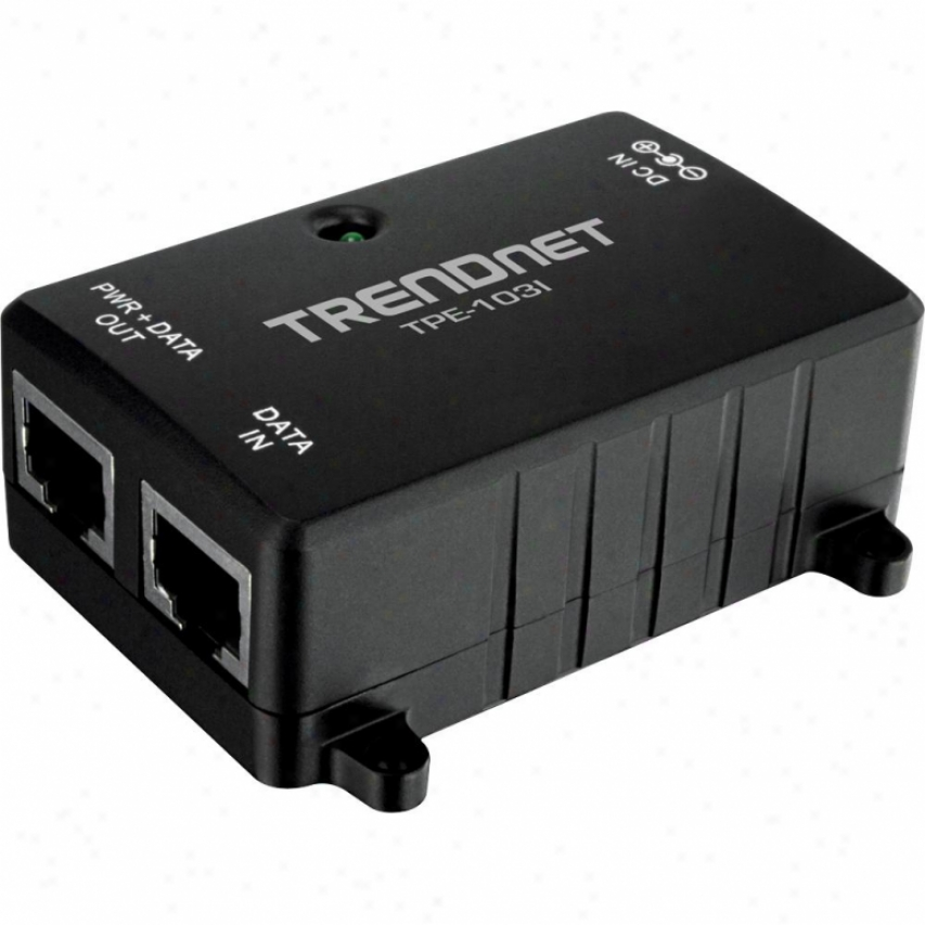 Trendnet Tpe-103i Power Over Ethernet (poe) Injector
