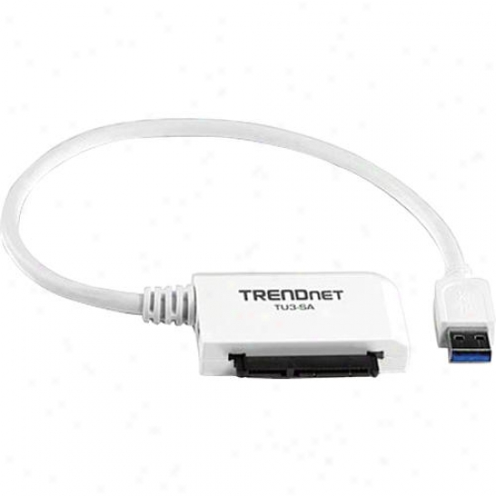 Trendnet Usb 3.0 To Sata Adapter - Tu3-sa