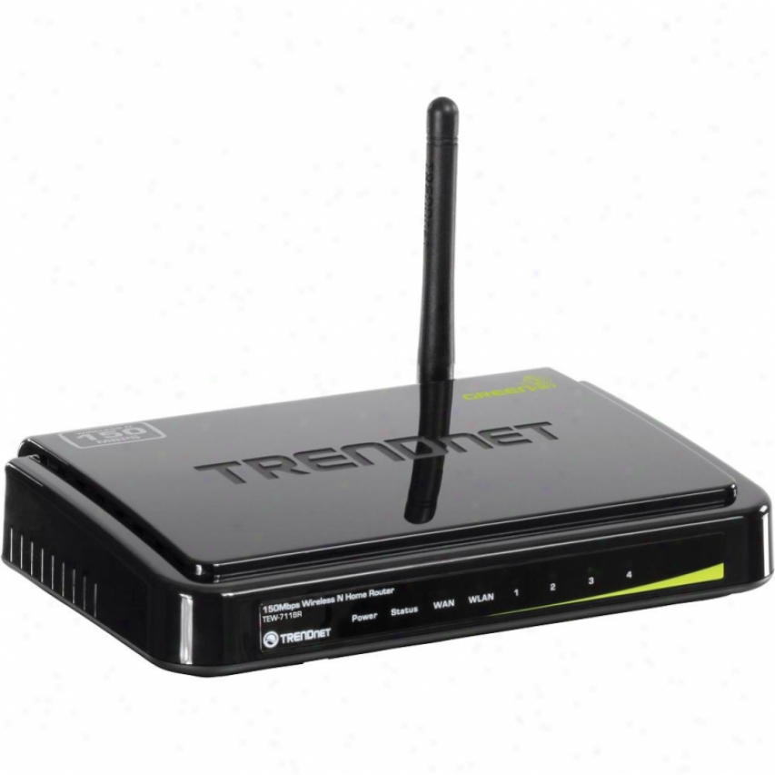 Trendnet Wireless N 150mbps Home Router