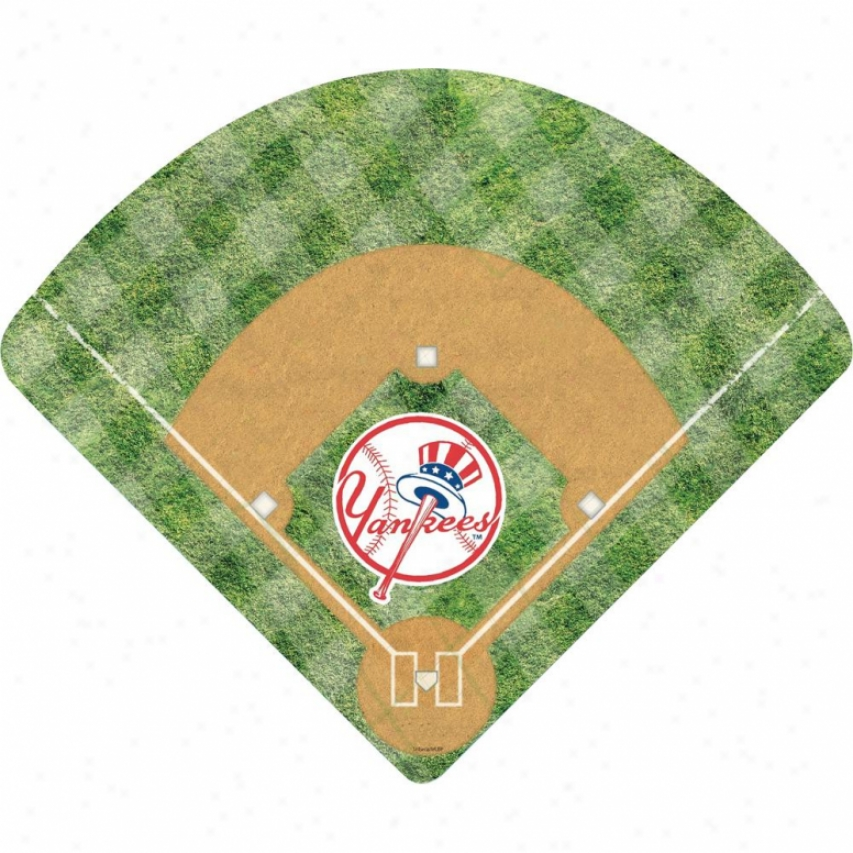 Tribeca New York Yankees Mousepad Computers Accessories