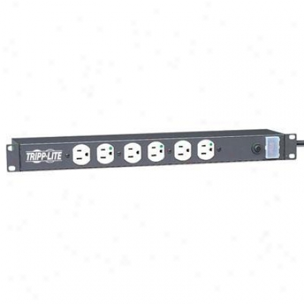 Tripp Lite 12 Outlet 15a Hospital Grade