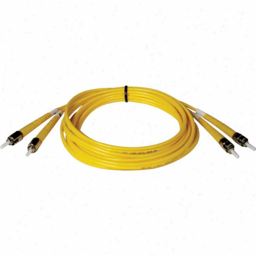 Tripp Lite 1m Fiber Paych Cable St/st