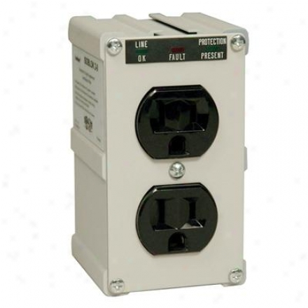 Tripp Lite 2 Outlet 600j Slack up suddenly