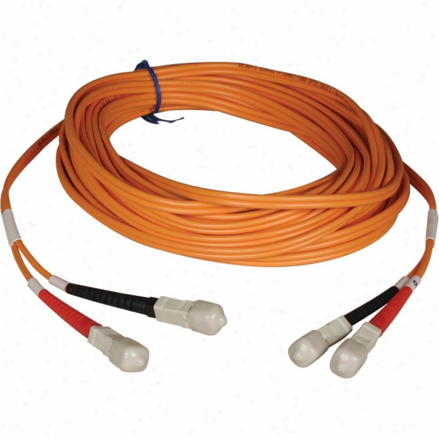 Tripp Lute 3m Duplex Sc/sc 50/125 Fiber