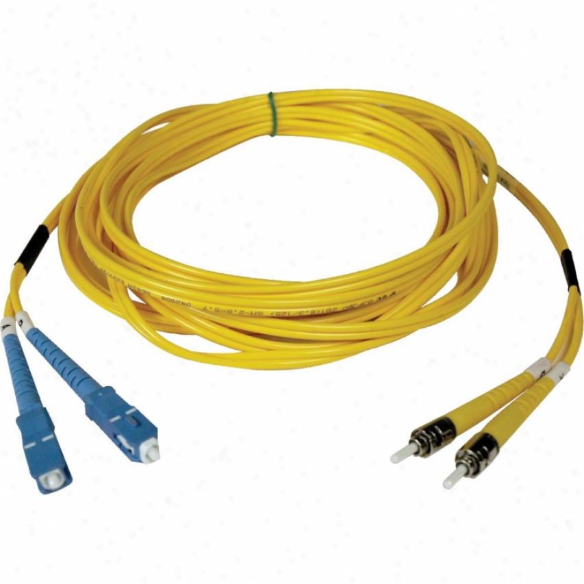 Tripp Lite 3m Fiber Patch Sc/st Cablr
